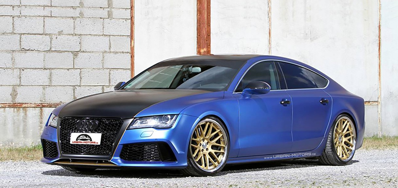 Audi A7 Tuning